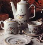 The Care Of Pottery And China